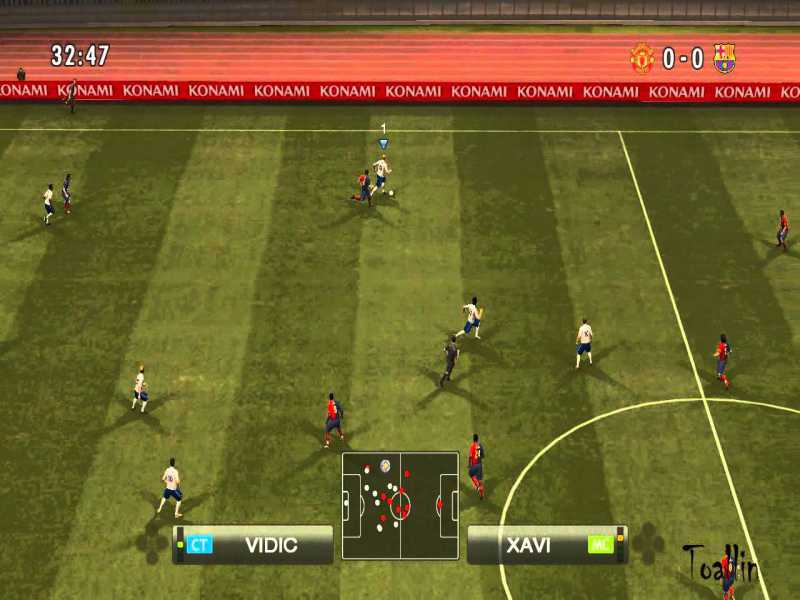PES Pro Evolution Soccer 2009 Highly Compressed Free Download