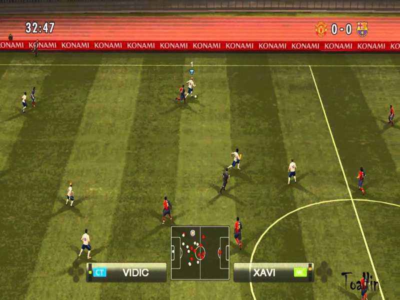 PES Pro Evolution Soccer 2009 Highly Compressed Free Download