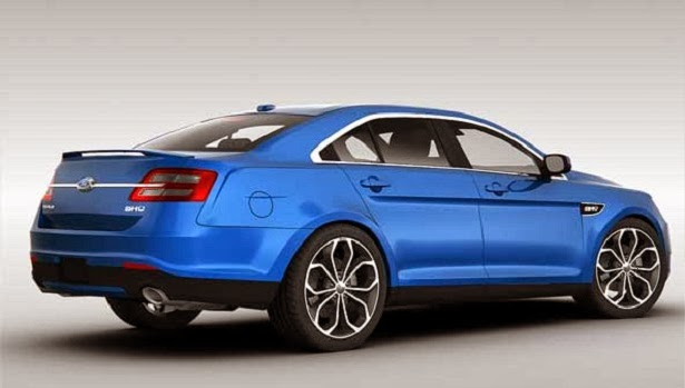 2015 Ford Taurus SHO Specs, Price and Release Date