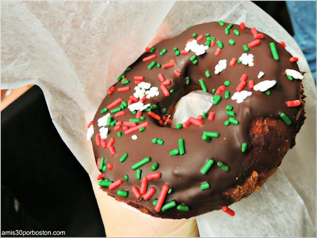 Donut del SoWa Winter Festival