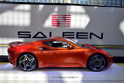 Saleen S1 Offers 450-HP From Four-Cylinders For $100,000