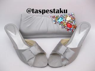 Produksi Handmade Tas Pesta dan Slop Pesta Mewah Elegant