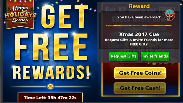 8 Ball Pool Rewards