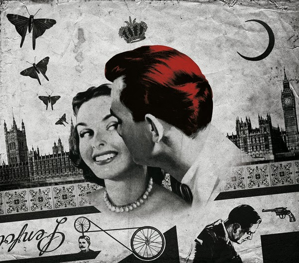 Randy Mora. Collage Artwork