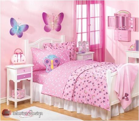 pink bedrooms for teen girls 5