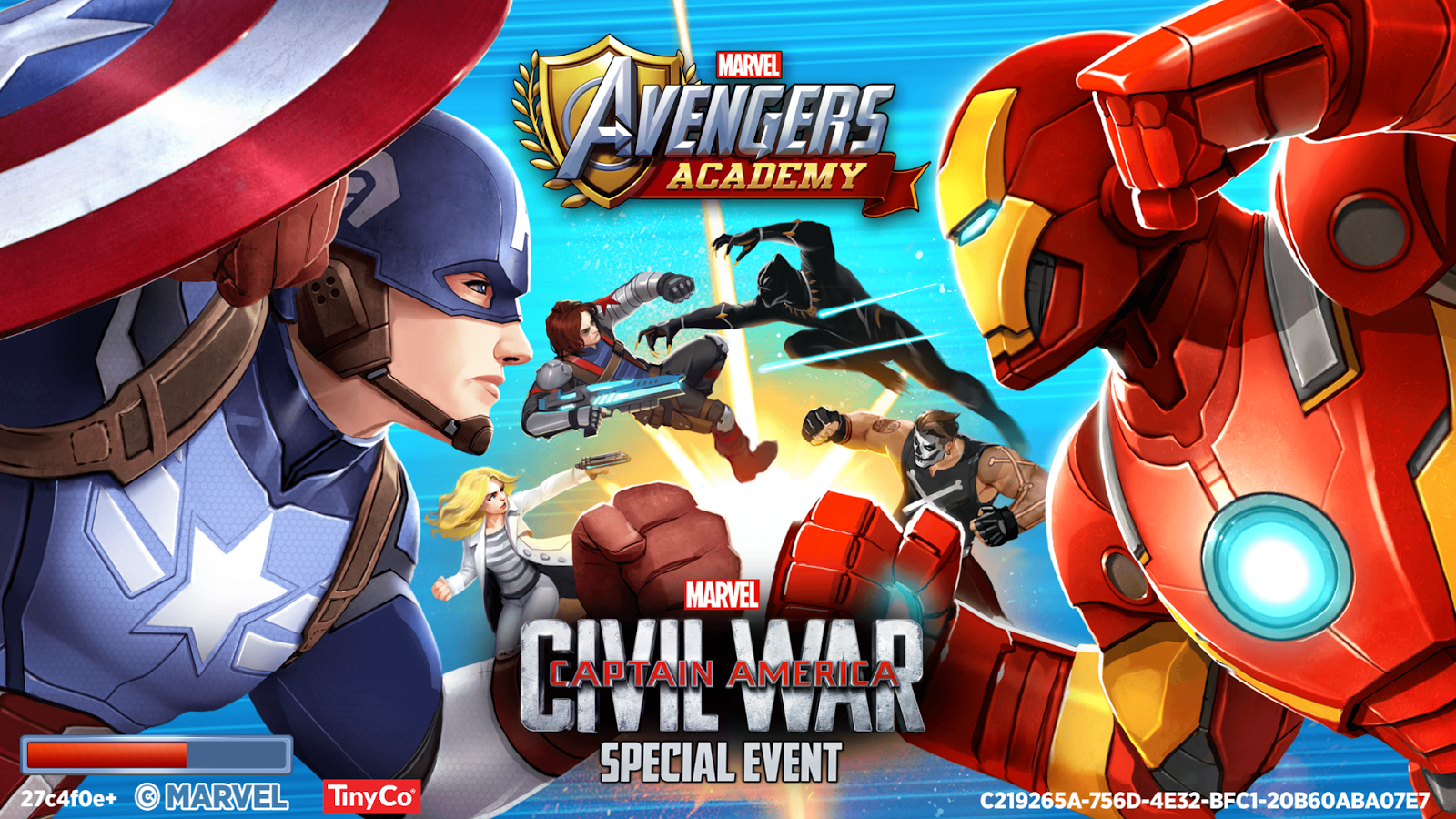 avengers free games