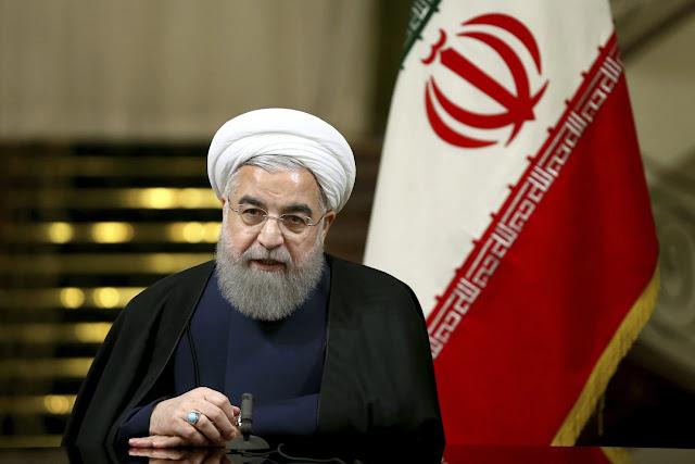 Presiden Iran Ajak Semua Islam Bersatu Lawan AS