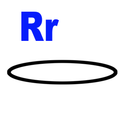 image: letter R in hieroglyphics