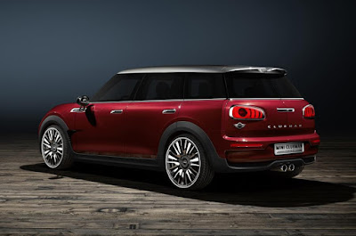 all new 2016 MINI Clubman hd pics 1