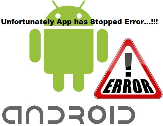 Nih   !!! 5 Cara Ampuh Mengatasi Unfortunately App has