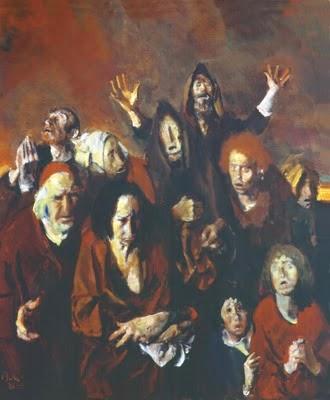Pictorul - roman - Corneliu - Baba- Elogiul destinului uman