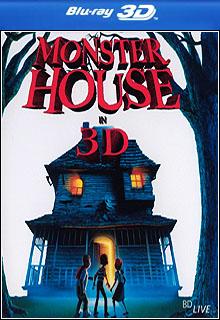 A Casa Monstro 3D Half-SBS BluRay 1080p Dual Áudio