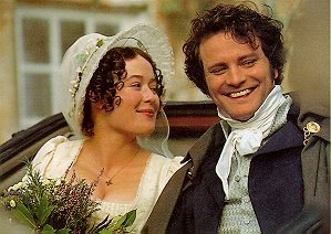 Darcy and Elizabeth