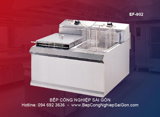 Bếp chiên nhúng EF - 902