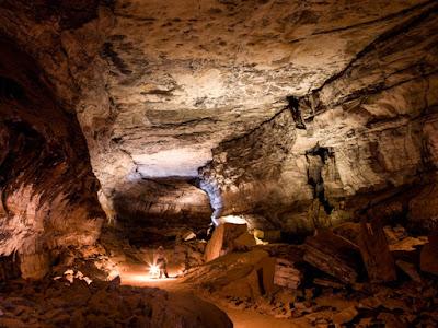 Ruta Histórica - Cueva del Mamut