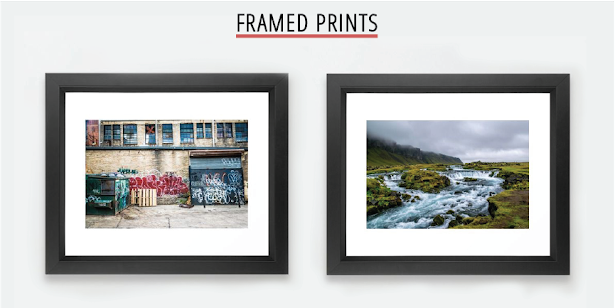 Framed Art Prints