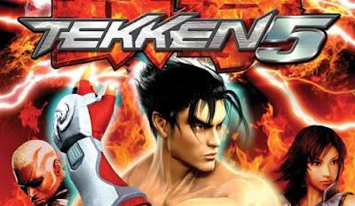 Download Tekken 5 PC Game Free