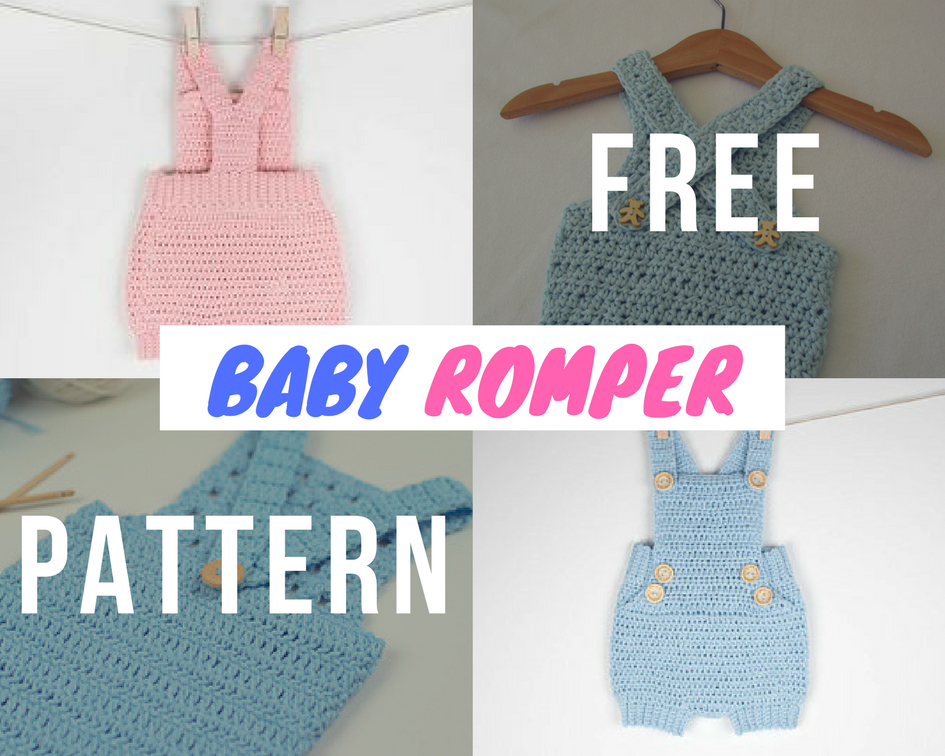Baby Romper Make Crochet Free Crochet Designs And Free Patterns