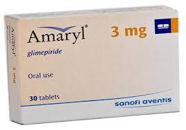 سعر أقراص اماريل Amaryl لتخفيض نسبة السكر