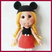 Muñeca Mickey