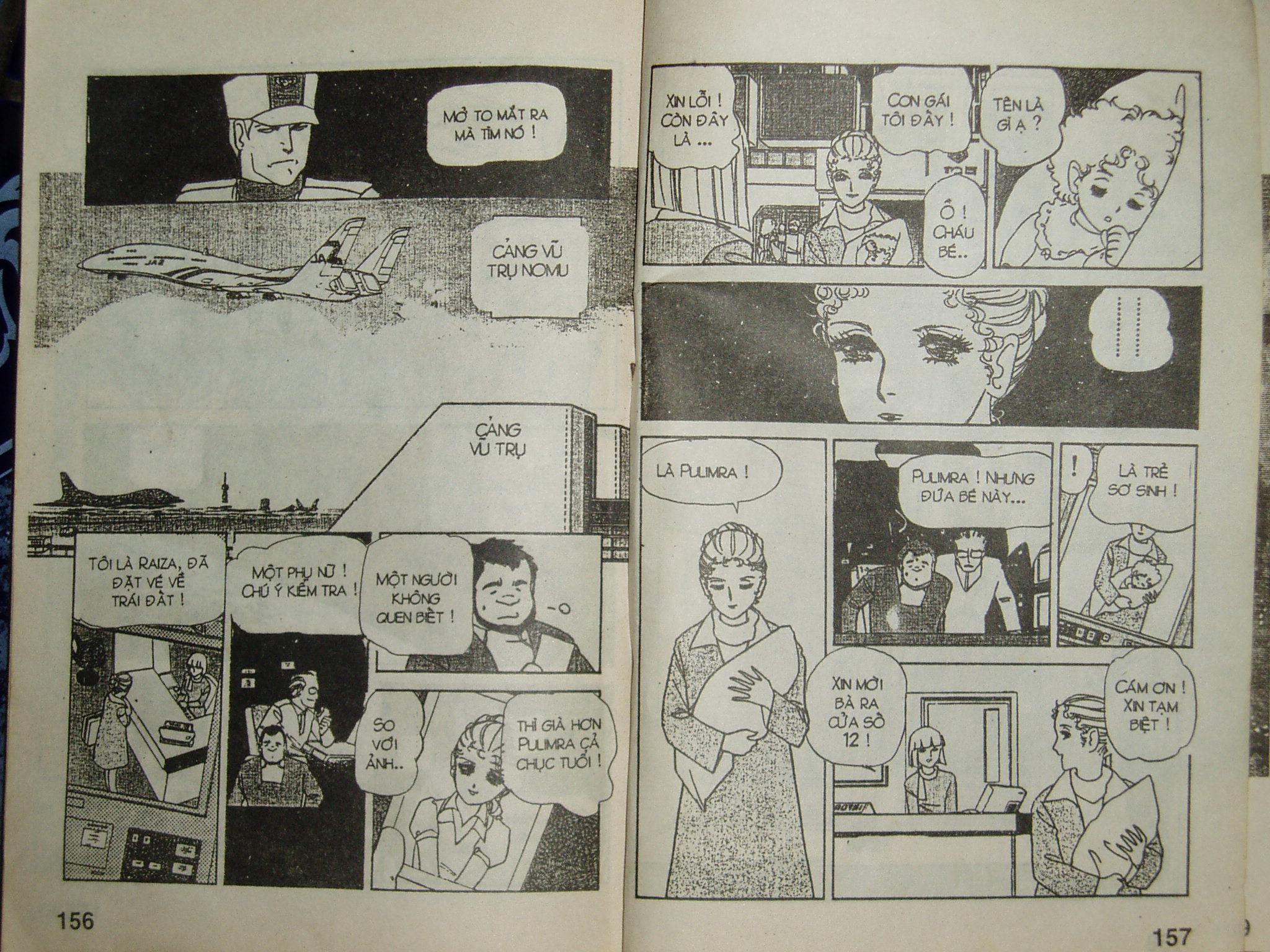 Siêu nhân Locke vol 16 trang 76