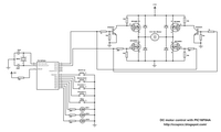 Motor control PIC microcontroller projects CCS PIC C