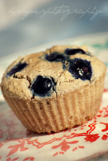 Blueberry Ricotta Muffin Recipe