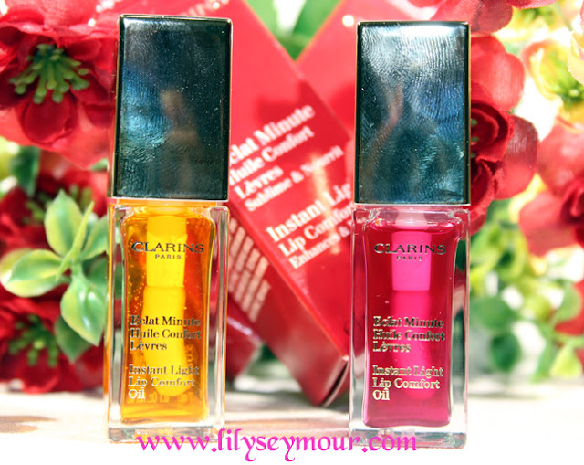 Clarins Instant Light | Lip Comfort Oil