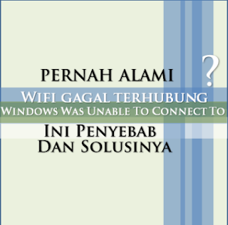 "Penyebab ""Windows Was Unable To Connect To"" Dan Cara Mengatasinya Pada Windows 7"