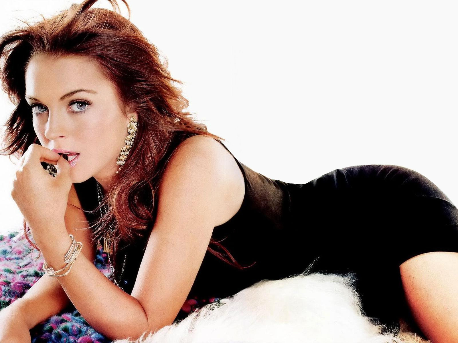 Lindsay Lohan Sexy Photo 38