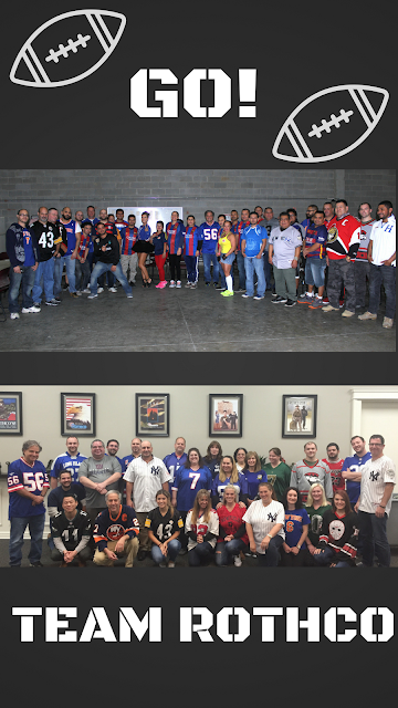 Touchdown Thursday at Rothco!