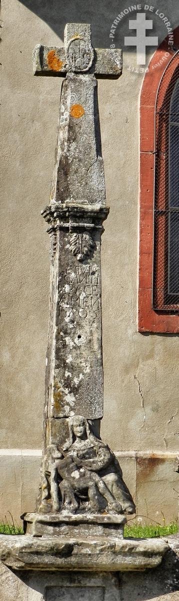 FREMENIL (54) - Croix Pietà