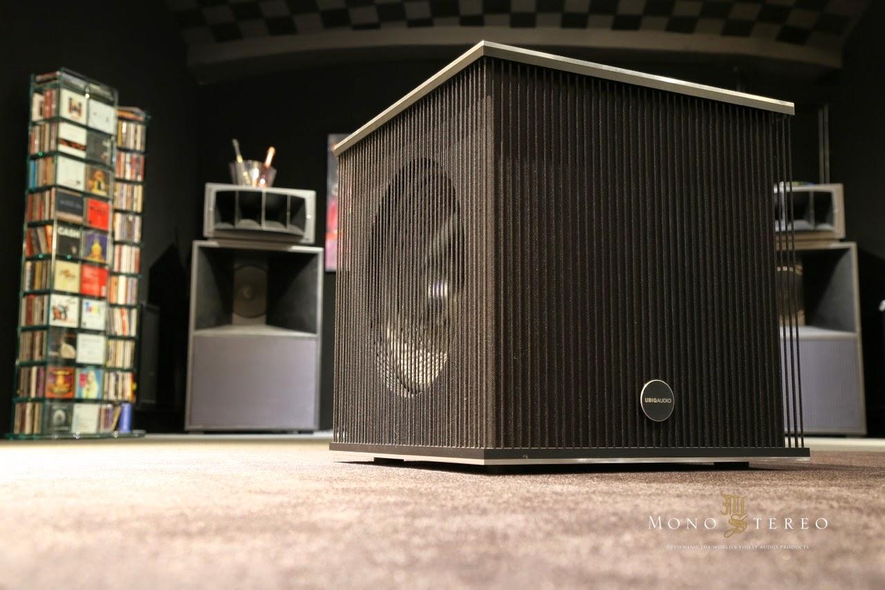 Mono And Stereo High End Audio Magazine Ubiq Audio Model