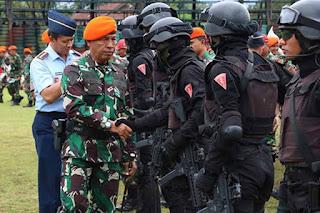 Prajurit Paskhas TNI AU