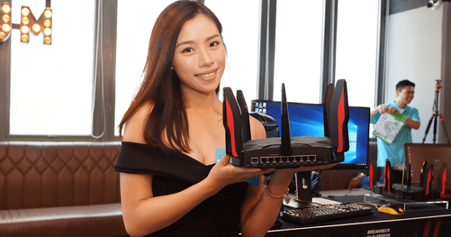 Why is this router the most powerful WiFi router dedicated to games? – Professional: Explanations of programs written and videotaped