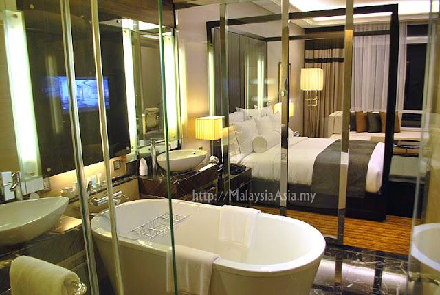 Deluxe Room Majestic Hotel KL