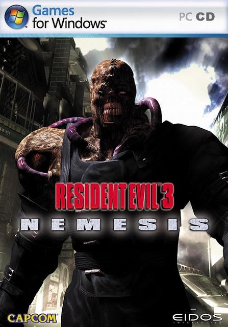 Resident Evil 3: Némesis - PC - Portada