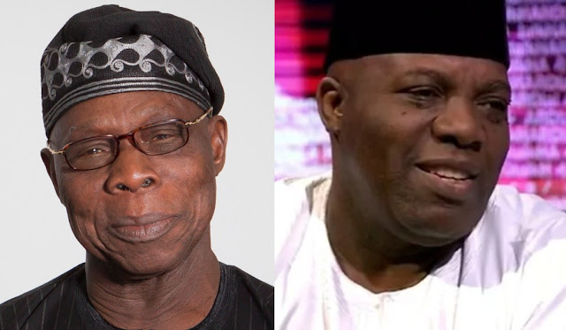 Image result for : Obasanjo, Falae, Okupe,