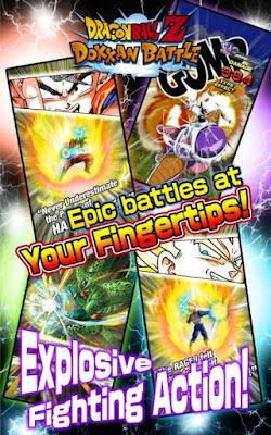 Free Download Dragon Ball Z Dokkan Battle v Dragon Ball Z Dokkan Battle v3.8.5 Mod Apk (Massive Attack/Infinite Health)