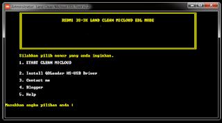 Remove Micloud Redmi 3s