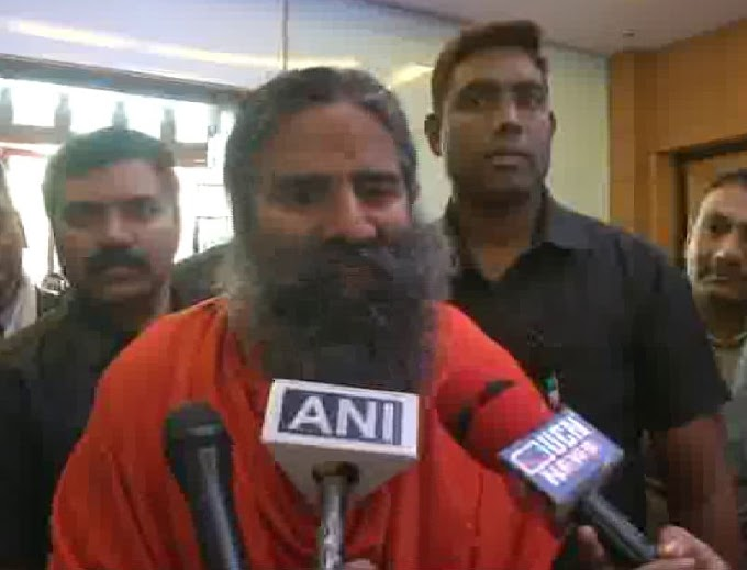 Ram doesn't belong to any party, all saints must unite for the cause: Baba Ramdev