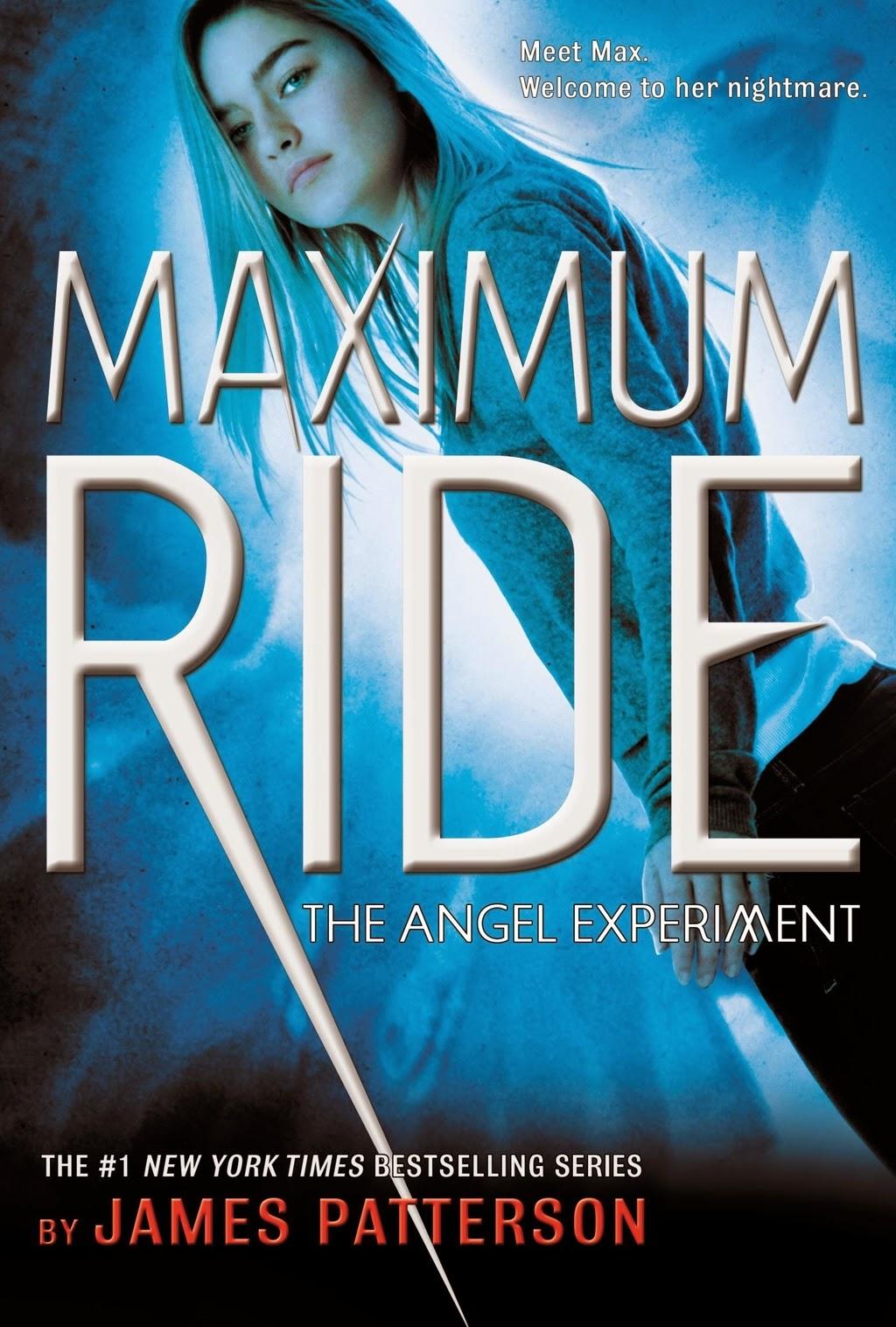 Maximum Ride becoming Web Series!   4 Movie, Film, Cinema ...  Maximum Ride be...