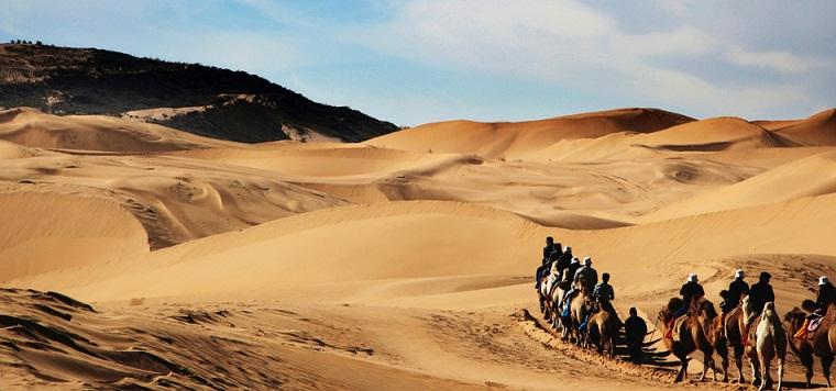 Gobi, Gurun Terbesar di Mongolia dan Cina