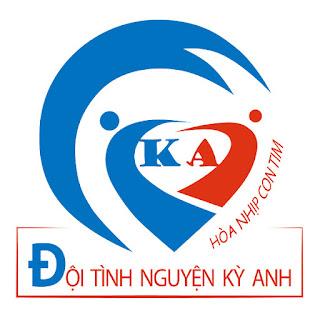 Logo Đội tình nguyện Kỳ Anh