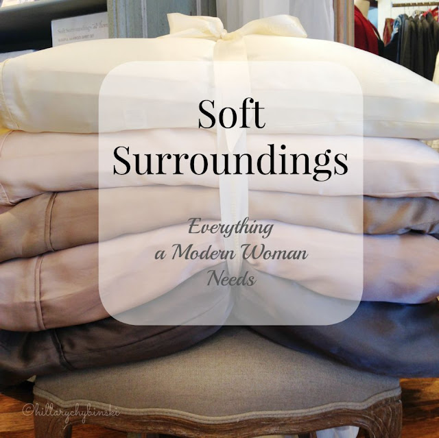 Soft Surroundings recently opened a new store in Glen Mills, PA