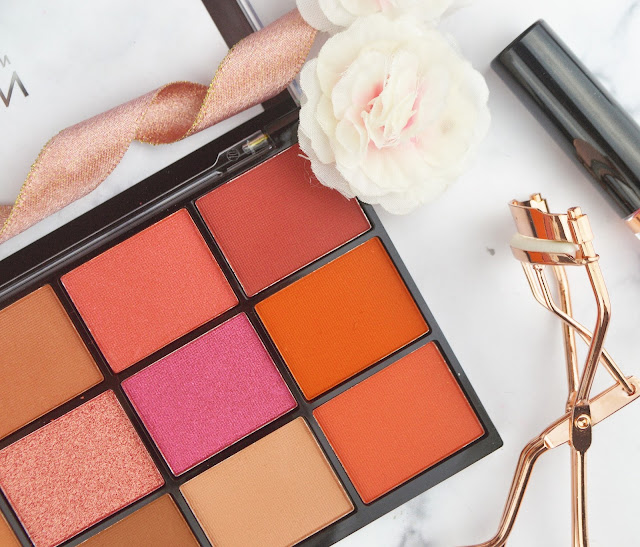 Makeup Revolution's Reloaded Newtrals 2 Palette Review and Swatches Lovelaughslipstick Blog