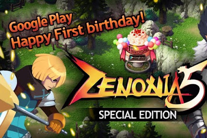 Download Game Android ZENONIA 5 MOD APK 1.2.1 Terbaru 2016