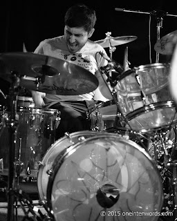 Casper Skulls at The Garrison, November 4, 2015 Photo by John at One In Ten Words oneintenwords.com toronto indie alternative music blog concert photography pictures