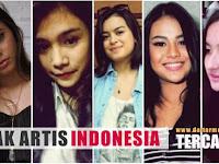10 Anak Artis Paling Cantik di Indonesia dan Bertalenta Tinggi Setelah Remaja