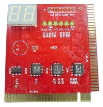 PC Analyzer Debug card (POST card) PC Diagnostic Card